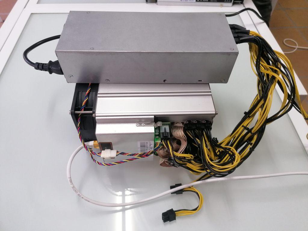 Antminer S19 Pro 3250W BTC España