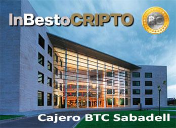 Cajero Bitcoin en Sabadell Barcelona InBestocripto