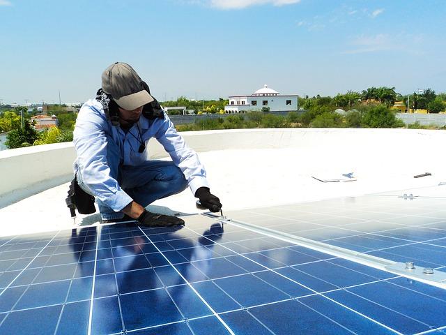 Instalación eléctrica solar para minería criptomonedas