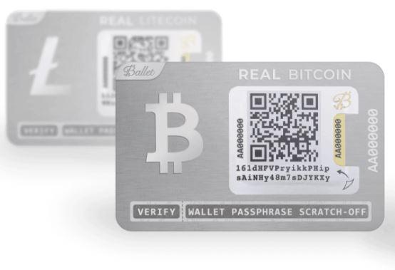 Wallet tarjeta