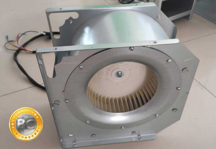 extractor maquina de minería cripto